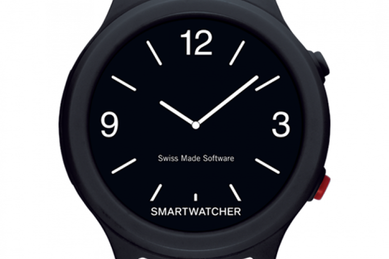 SmartWatchers ESSENCE noodoproep horloge