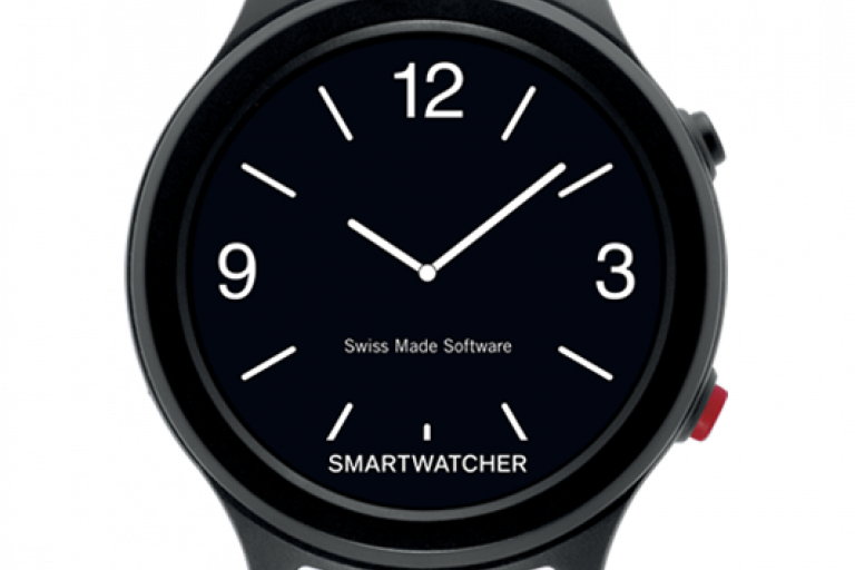 SmartWatchers ESSENCE deluxe noodoproep horloge